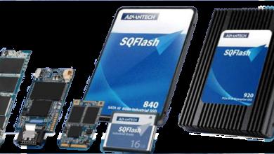 Bộ nhớ Công nghiệp Advantech SQFlash